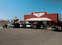 Shopping in Chino Valley, Arizona